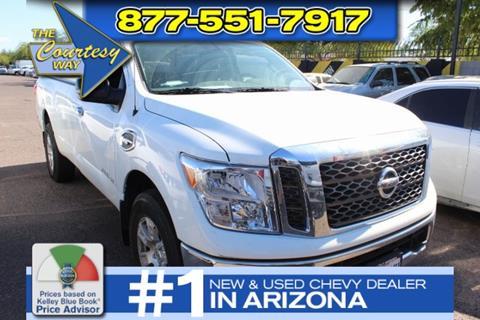 2017 Nissan Titan for sale in Phoenix, AZ