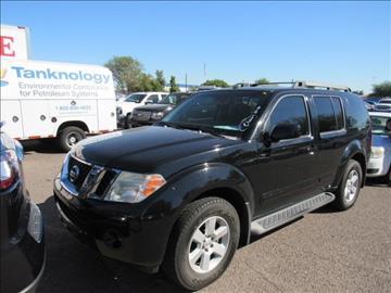 2008 Nissan Pathfinder for sale in Phoenix, AZ