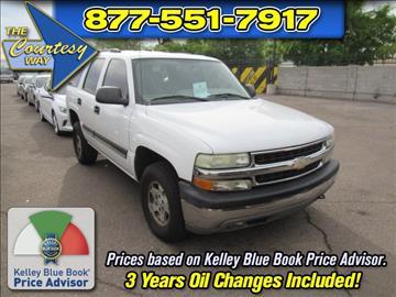 2004 Chevrolet Tahoe for sale in Phoenix, AZ