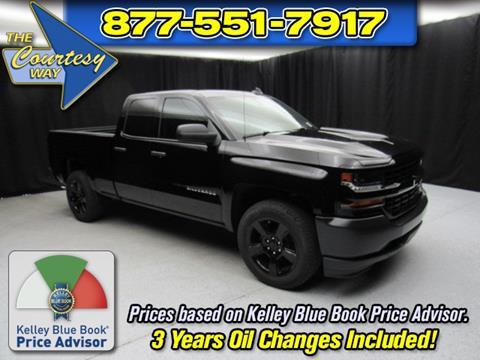 2017 Chevrolet Silverado 1500 for sale in Phoenix, AZ