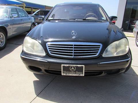 2001 Mercedes-Benz S-Class for sale in San Antonio TX