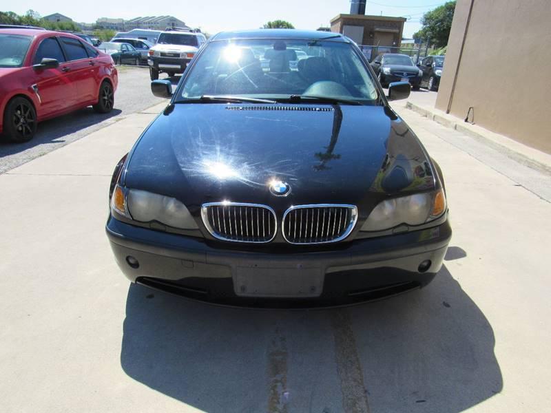 BMW 3 Series 2004 330i 4dr Sedan