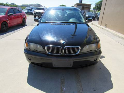 2004 BMW 3 Series for sale in San Antonio TX