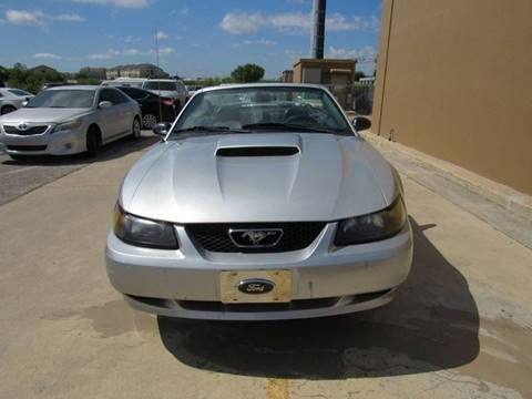 2004 Ford Mustang for sale in San Antonio, TX