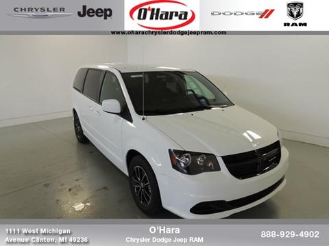 2017 Dodge Grand Caravan for sale in Clinton, MI