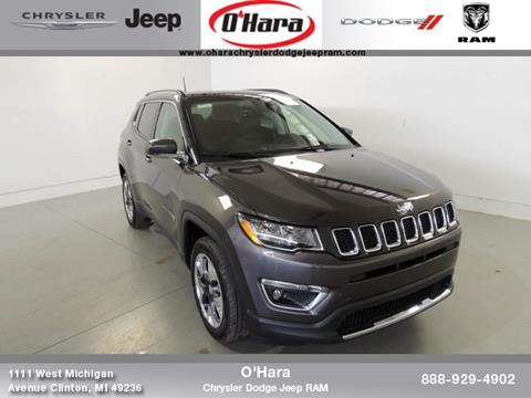 2018 Jeep Compass for sale in Clinton, MI