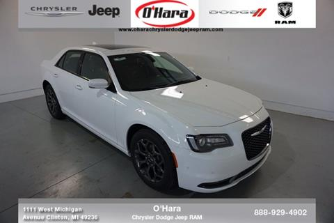 2018 Chrysler 300 for sale in Clinton, MI