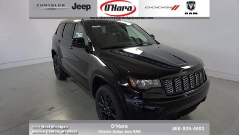 2018 Jeep Grand Cherokee for sale in Clinton, MI