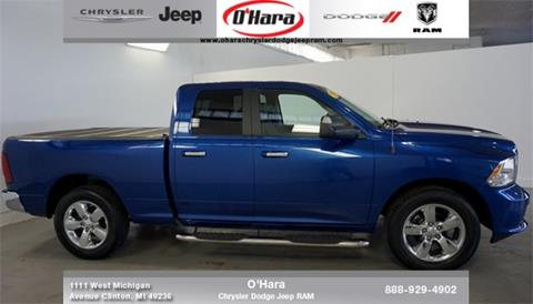 2015 RAM Ram Pickup 1500 for sale in Clinton, MI