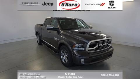 2018 RAM Ram Pickup 1500 for sale in Clinton, MI