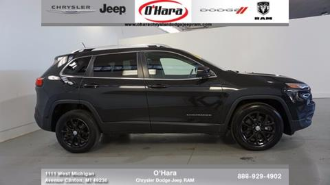 2014 Jeep Cherokee for sale in Clinton, MI