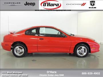 2003 Pontiac Sunfire for sale in Clinton, MI