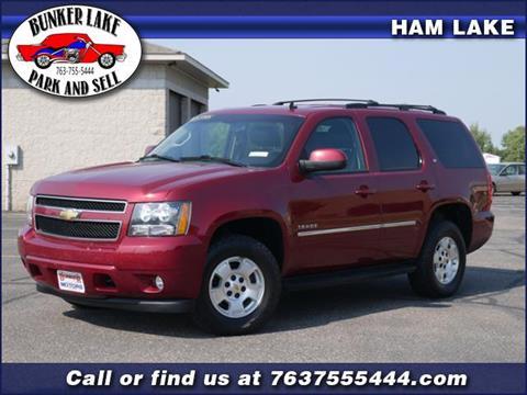 2011 Chevrolet Tahoe for sale in Ham Lake, MN