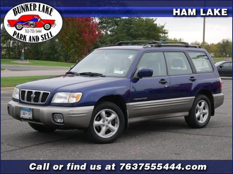 2002 Subaru Forester for sale in Ham Lake, MN