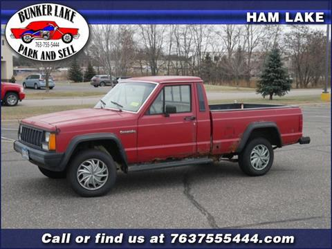 1988 Jeep Comanche for sale in Ham Lake, MN