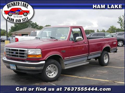 1995 Ford F-150 for sale in Ham Lake, MN