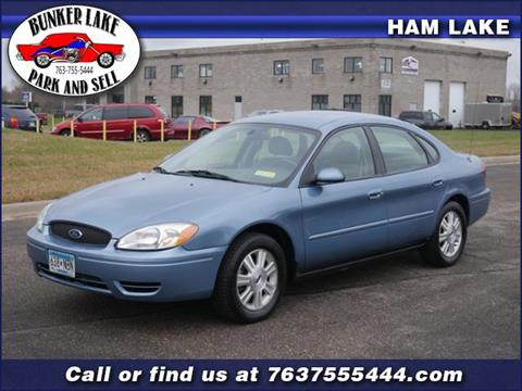 2007 Ford Taurus for sale in Ham Lake, MN