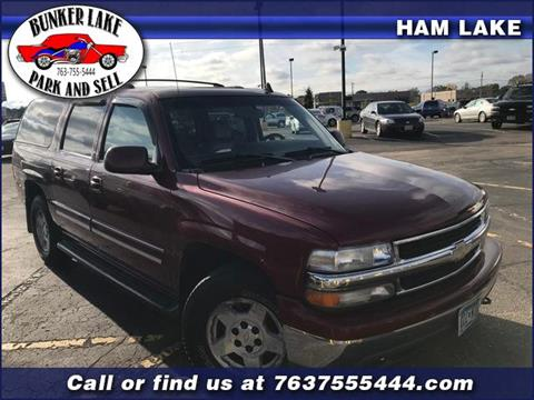 2006 Chevrolet Suburban for sale in Ham Lake, MN