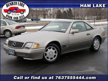 1995 Mercedes-Benz SL-Class for sale in Ham Lake, MN