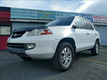 2003 Acura MDX for sale at Auto Wright in Santa Fe NM