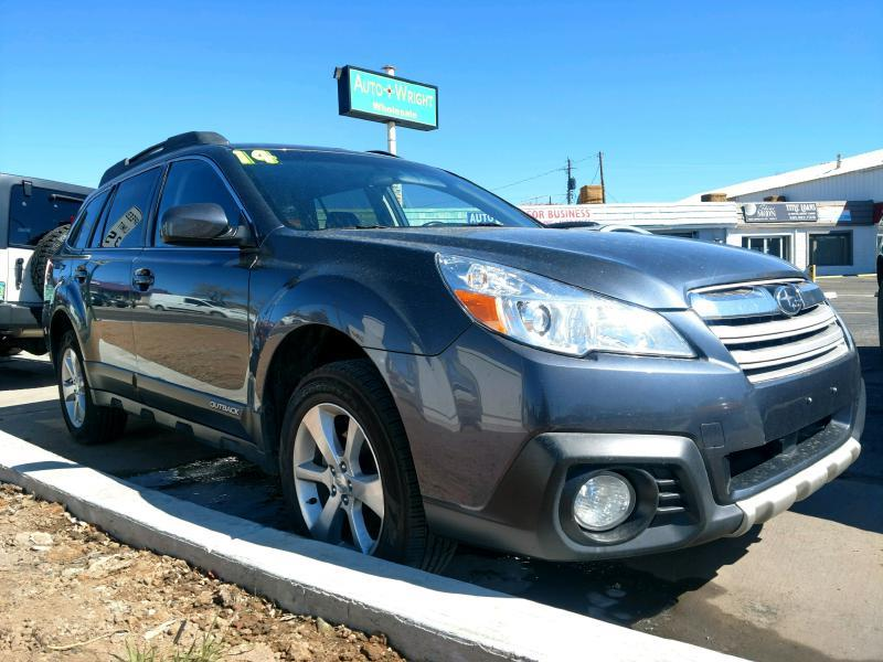 2014 Subaru Outback for sale at Auto Wright in Santa Fe NM
