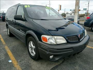 2001 Pontiac Montana for sale at Auto Wright in Santa Fe NM