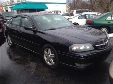 2004 Chevrolet Impala for sale in Pittsburgh, PA