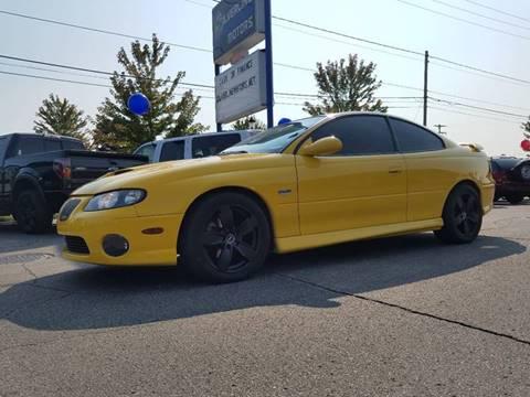 2004 Pontiac GTO for sale in Grand Rapids, MI
