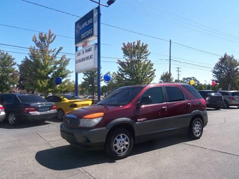 2002 Buick Rendezvous for sale in Grand Rapids, MI