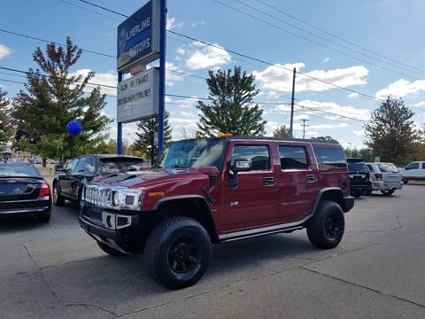 2005 HUMMER H2 for sale in Grand Rapids, MI