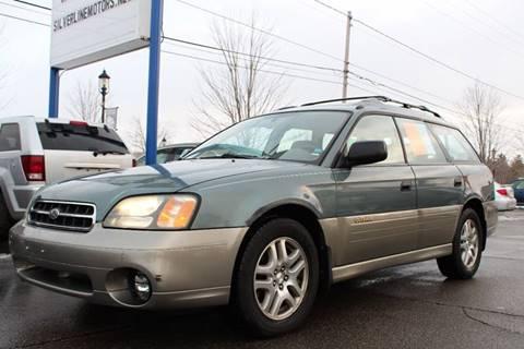 2001 Subaru Outback for sale at Silverline Motors in Grand Rapids MI