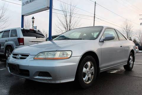 2002 Honda Accord for sale at Silverline Motors in Grand Rapids MI