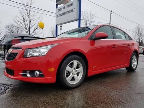 2012 Chevrolet Cruze for sale at Silverline Motors in Grand Rapids MI