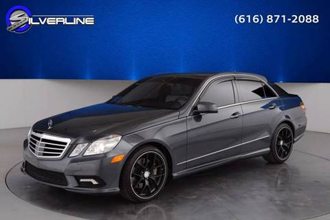 Mercedes benz e class for sale in grand rapids mi for Mercedes benz grand rapids