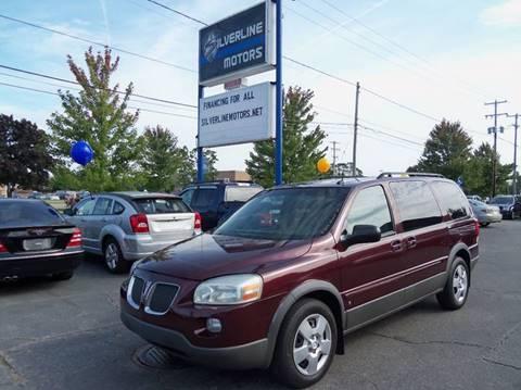2008 Pontiac Montana SV6 for sale in Grand Rapids, MI