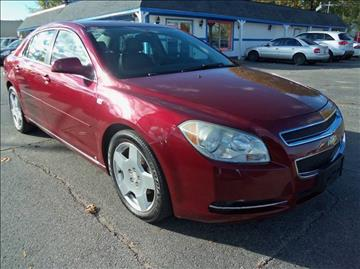 2008 Chevrolet Malibu for sale in Grand Rapids, MI
