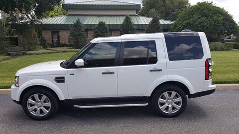 2016 Land Rover LR4 for sale in Orlando, FL