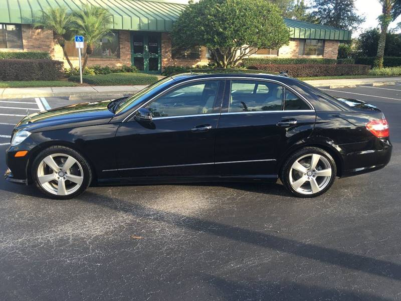 2010 mercedes benz e class e350 sport 4dr sedan in orlando for 2010 mercedes benz e350 sedan