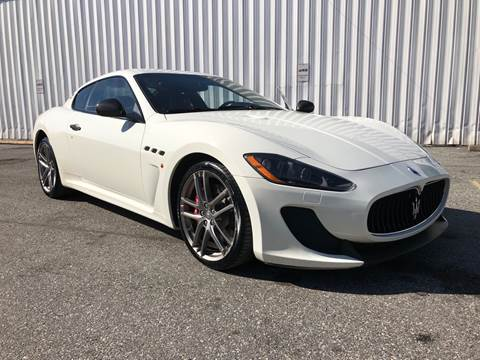 Used Maserati Granturismo For Sale Florida