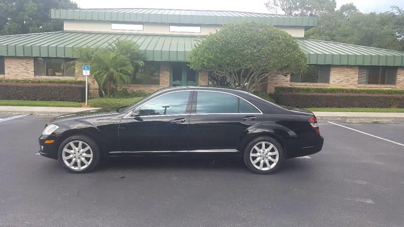 2008 mercedes benz s class s 550 4matic awd 4dr sedan in for Mercedes benz south orlando