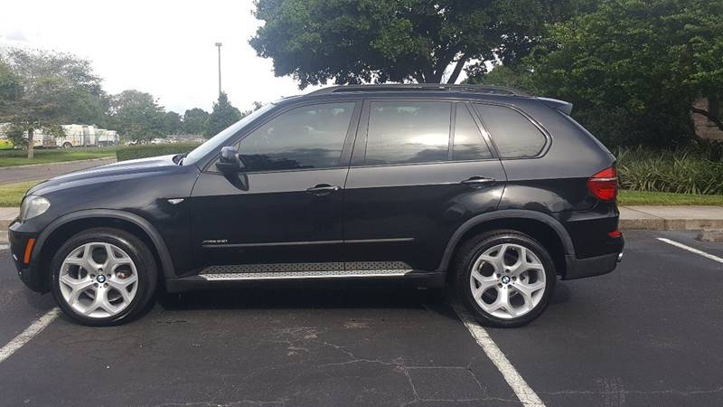 2011 Bmw X5 AWD XDrive35i Sport Activity 4dr SUV In Orlando FL