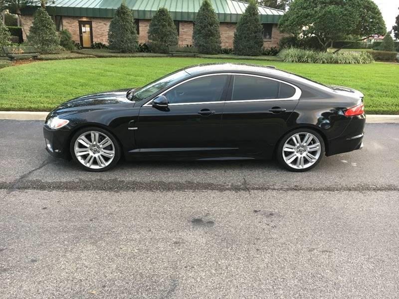 2010 jaguar xf xfr 4dr sedan in orlando fl trans world auto. Black Bedroom Furniture Sets. Home Design Ideas