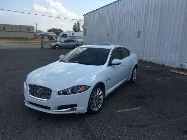 Lovely 2013 Jaguar XF AWD 3.0 4dr Sedan   Orlando FL