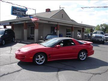 2000 Pontiac Firebird for sale in Spokane Valley, WA