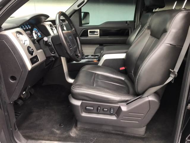 2011 Ford F-150 4x4 FX4 4dr SuperCrew Styleside 5.5 ft. SB - Kansas City MO
