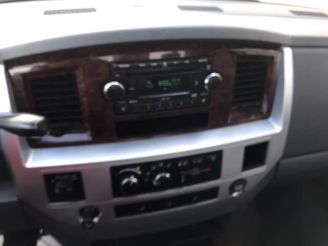 2008 Dodge Ram Pickup 1500 Laramie 4dr Quad Cab 4WD SB - Kansas City MO