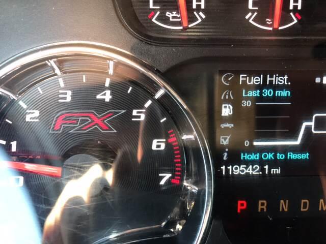 2012 Ford F-150 4x4 FX4 4dr SuperCrew Styleside 5.5 ft. SB - Kansas City MO