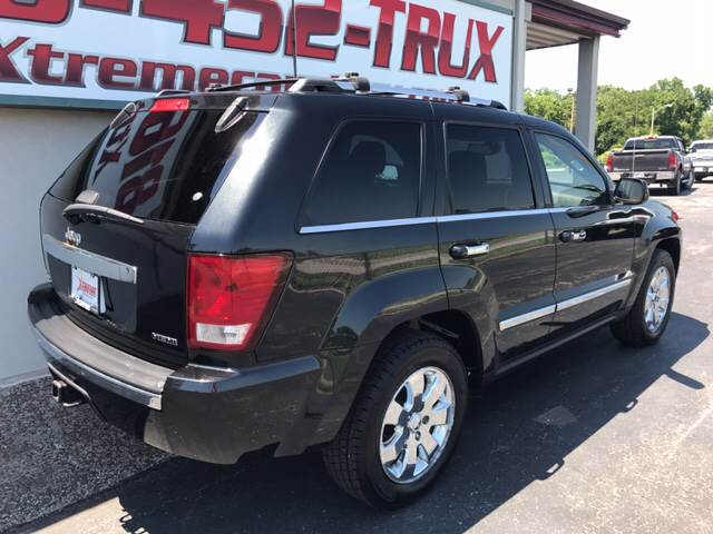 2010 Jeep Grand Cherokee 4x4 Limited 4dr SUV - Kansas City MO