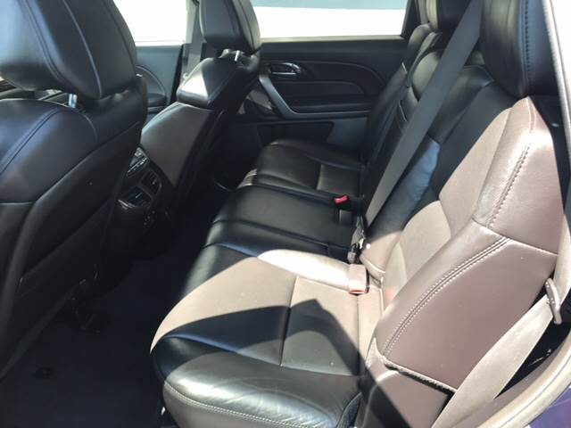 2012 Acura MDX SH-AWD 4dr SUV w/Advance Package - Kansas City MO