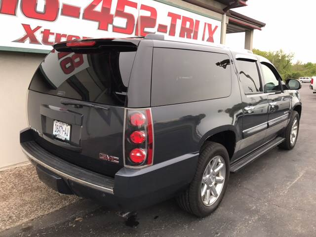 2008 GMC Yukon XL AWD Denali 4dr SUV - Kansas City MO
